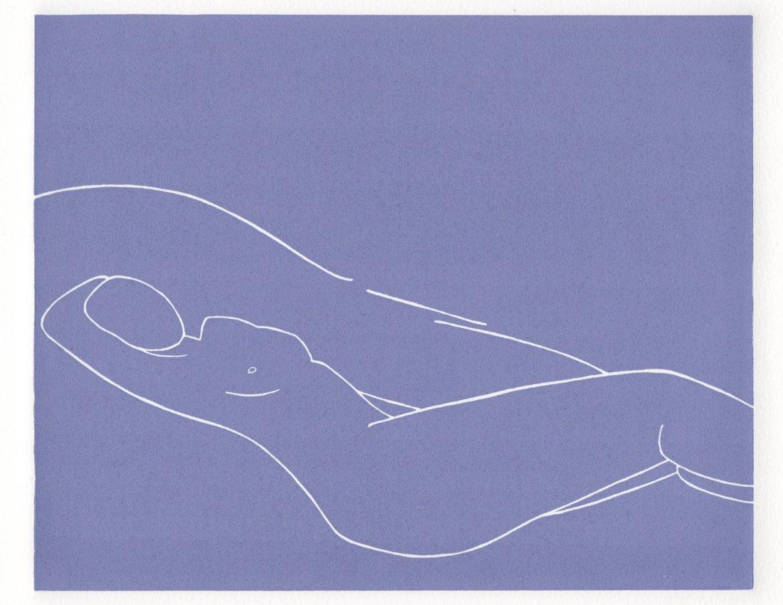 A tenderness by Lucas Weschke