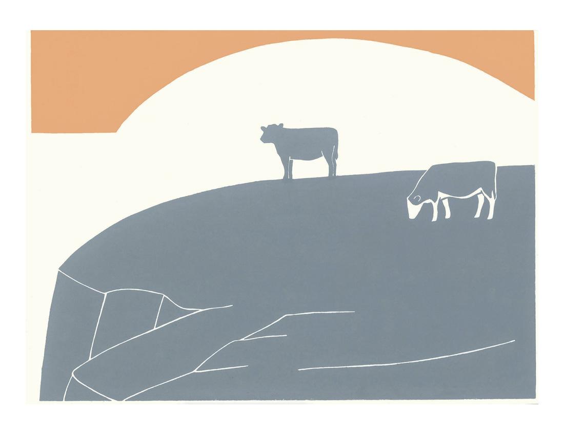 Beyond the ridge by Lucas Weschke
