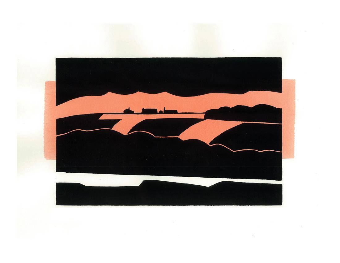 Evening sky by Lucas Weschke