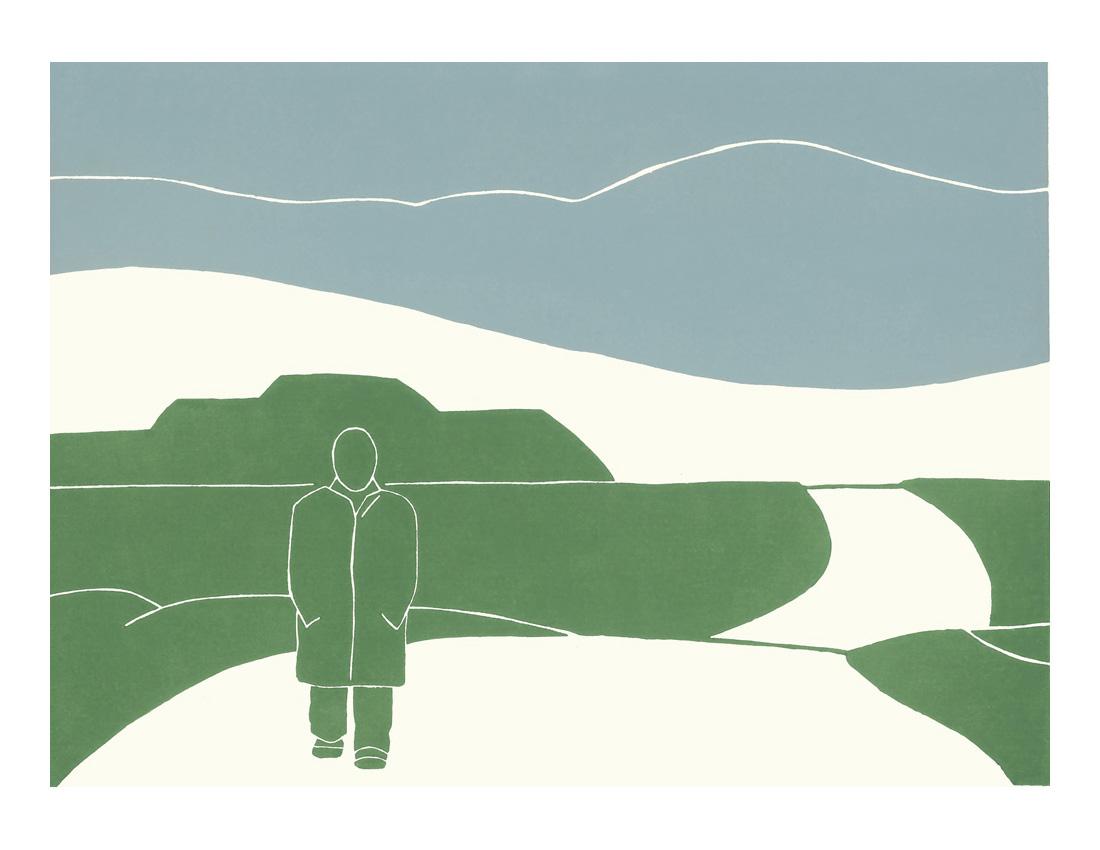 Every distance by Lucas Weschke