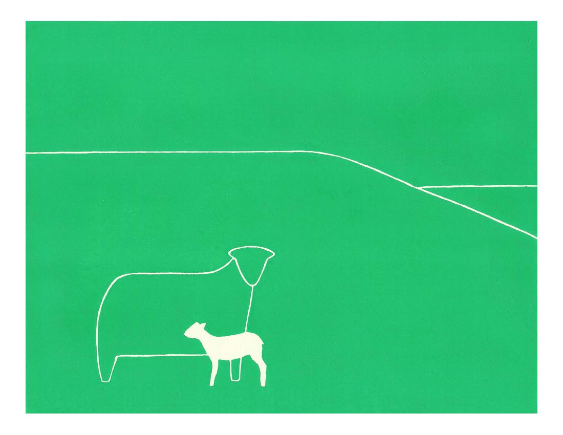 Pastoral scene by Lucas Weschke