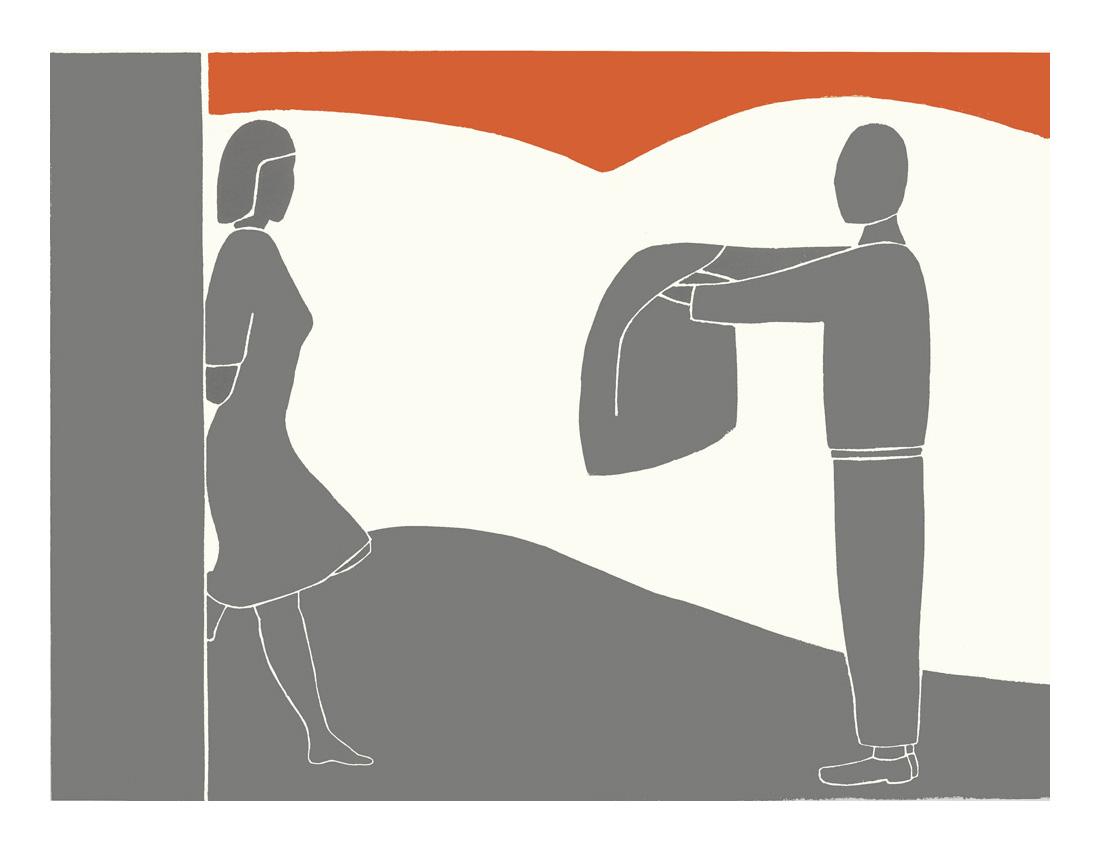 The long dance by Lucas Weschke