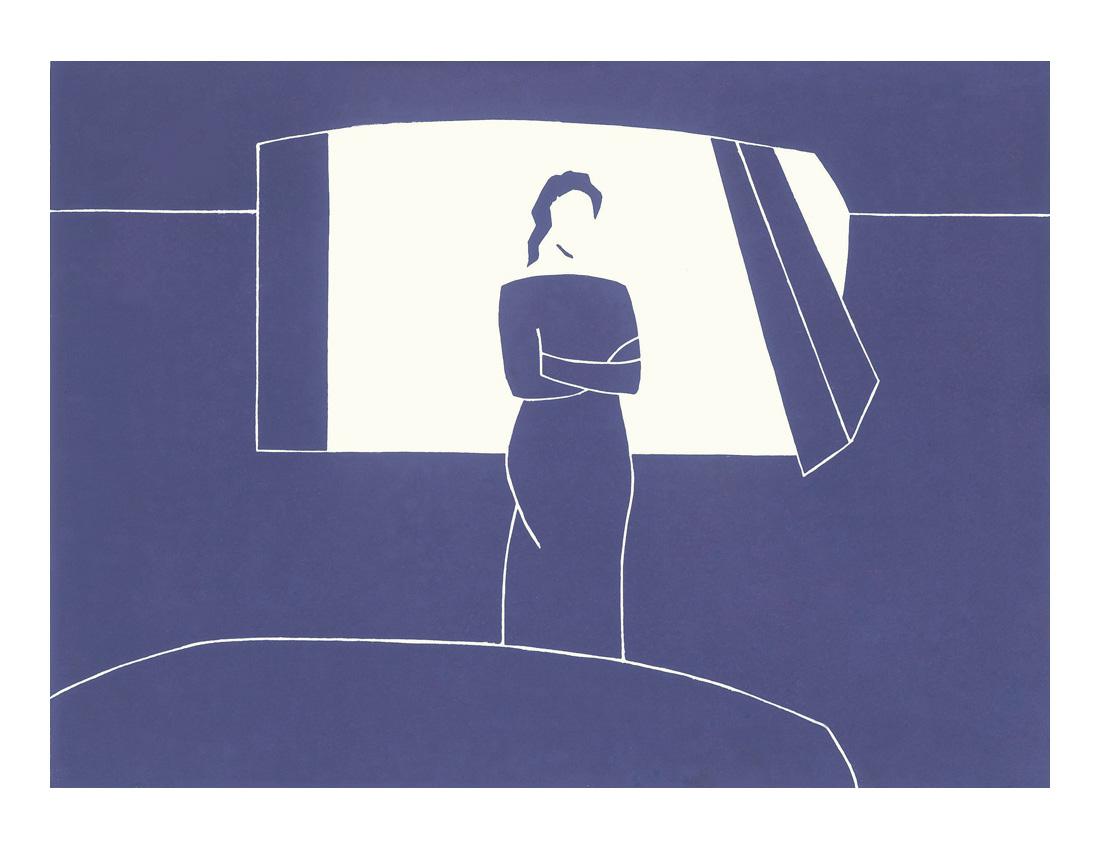 The window by Lucas Weschke